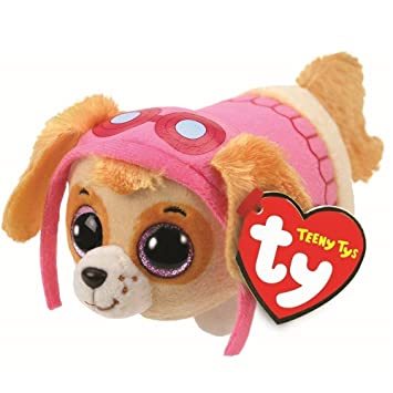 TY Teeny Tys Skye, Patrulla Canina, 10 cm (United Labels Ibérica 42228TY)