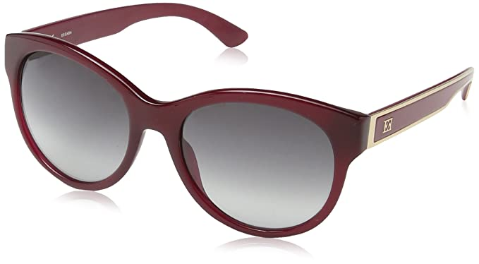 Escada - Gafas de sol Redondas SES350 para mujer: Amazon.es ...