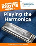 Playing the Harmonica - The Complete Idiot's Guide, William Melton and Randy Weinstein, 1592574653