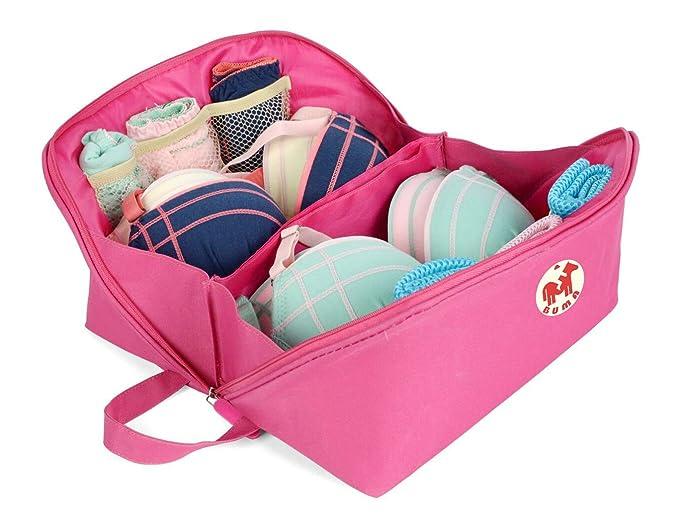 beca17e0dc36 Bra Underwear Travel Packing Organizer Waterproof Pack Cube Lingerie Socks  Bag
