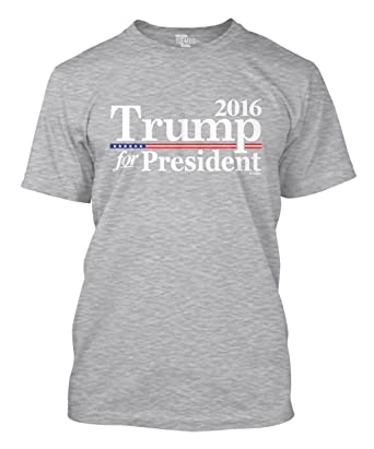 Amazon.com: 2016 Trump For President Men's T-shirt: Clothing