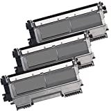 3 Inkfirst Toner Cartridges TN-420 (TN420) TN-450 (TN450) Compatible Remanufactured for Brother TN-420 TN-450 Black MFC-7360N MFC-7460DN MFC-7860DW HL-2220 HL-2230 HL-2240 HL-2240D HL2270DW HL-2280DW DCP-7060D DCP-7065DN