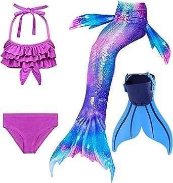 Mermaid Swim Flipper For Kids