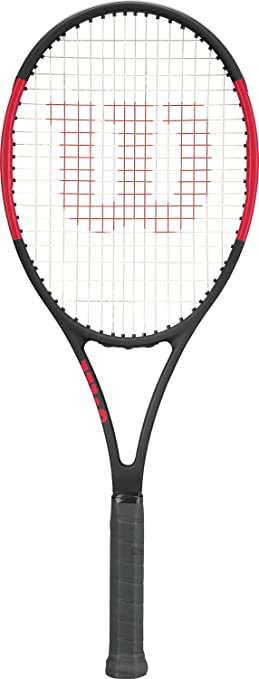 Wilson Pro Staff 97 Graphite Tennis Racquet, 4 3/8inches Racquets at amazon