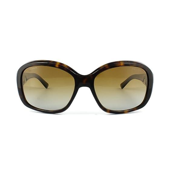 2f0795d692174 Prada Sunglasses 31NS 2AU6E1 Havana Brown Brown Polarized  Amazon.co.uk   Clothing