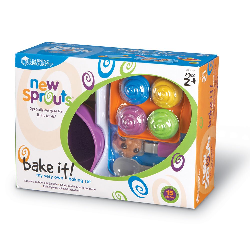 Learning Resources New Sprouts Bake It!, 15 Pieces by Learning Resources (Image #4)