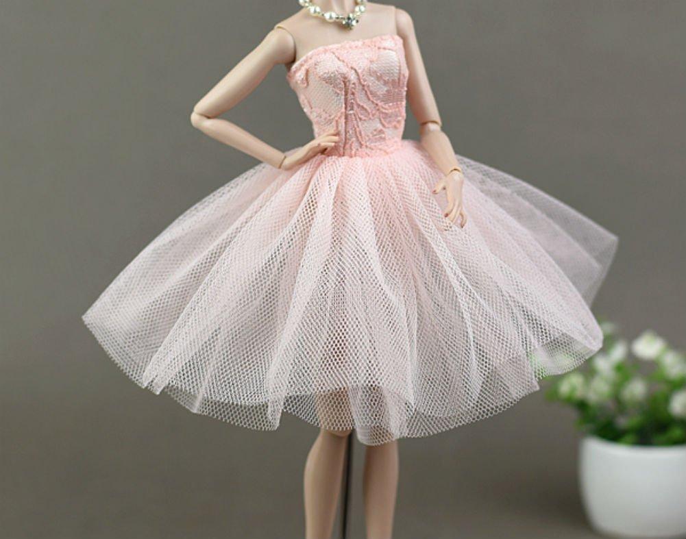 1 Pyjama// Puppenzubeh/ör Dress Up//Spitzenkleid Stillshine AK20 Sch/öne und modische Handgefertigte Puppe Kleidung f/ür 27-30cm Puppen //Kleid