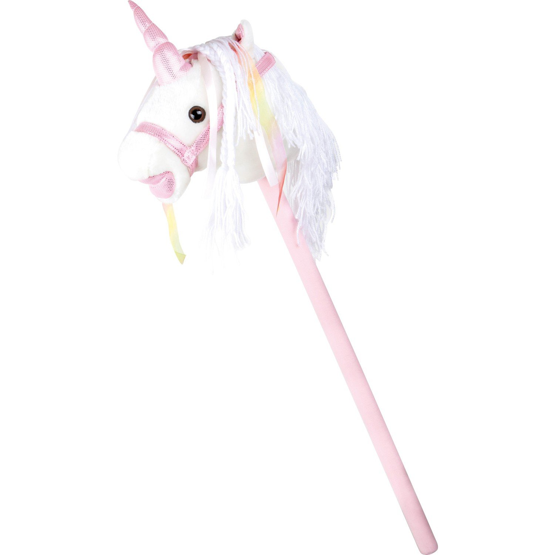 SMALL FOOT La licorne b/âton /à chevaucher b/éb/é rose