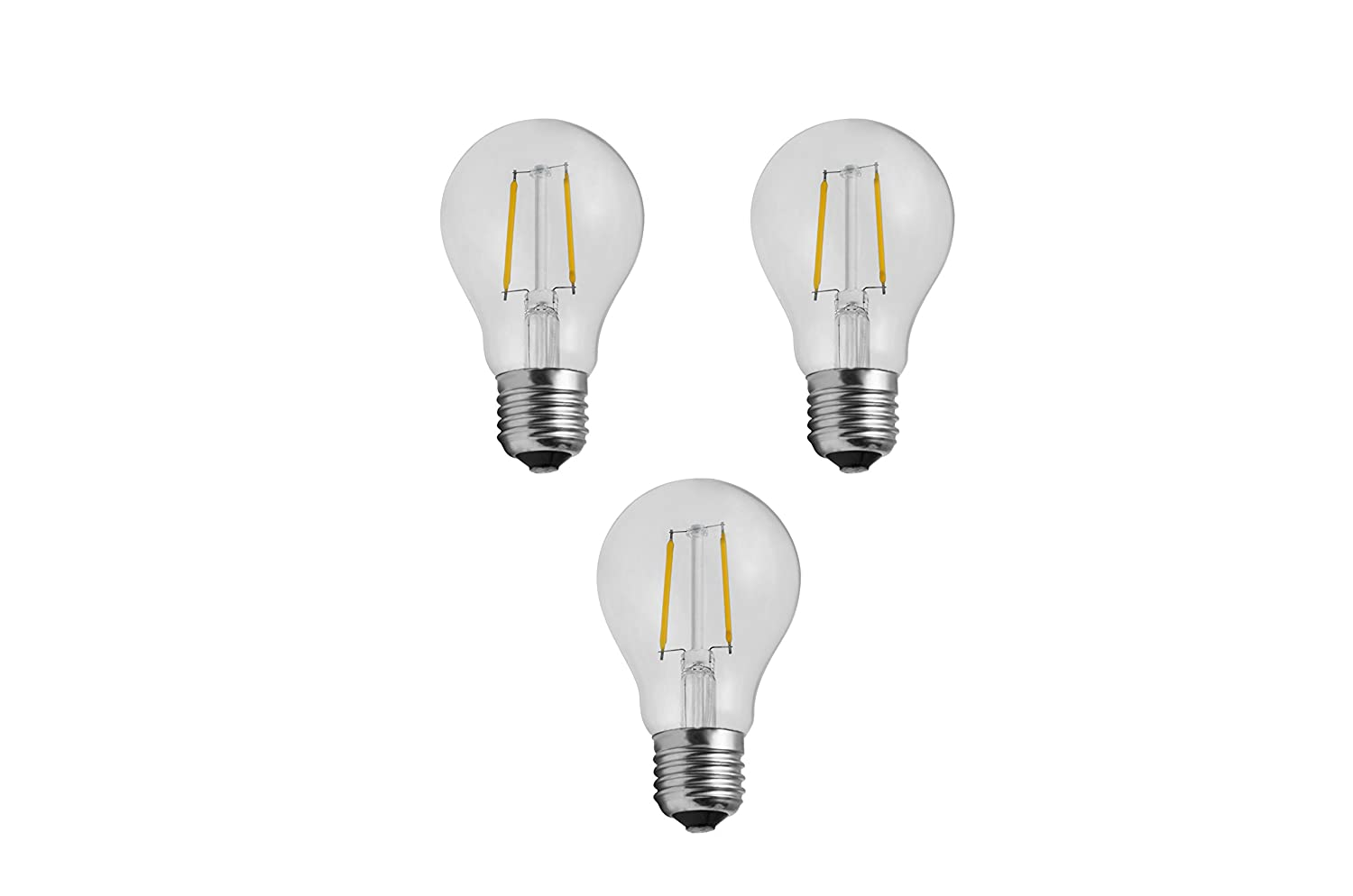 Imperial 2W E27 LED Filament Bulb (White,..