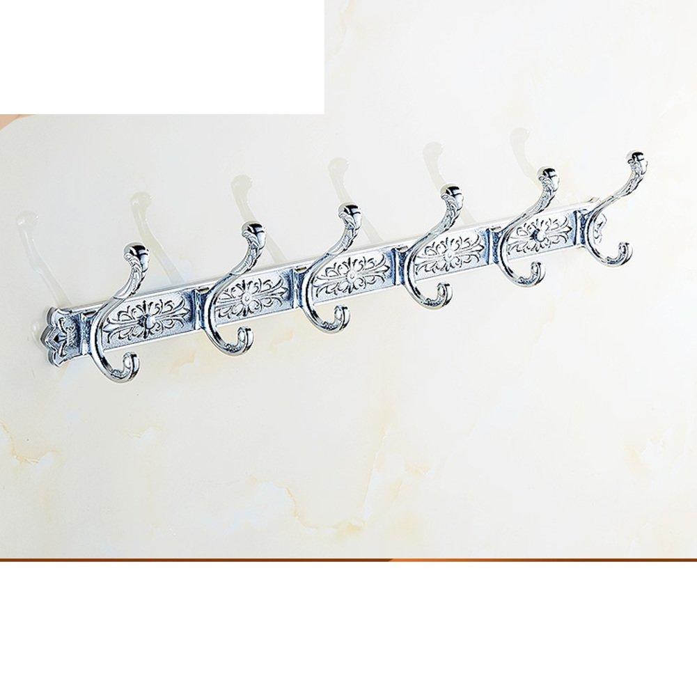 50%OFF European gig/Coat hook/ wall-mounted coat hook/ bathroom hooks/Carved antique hook-I