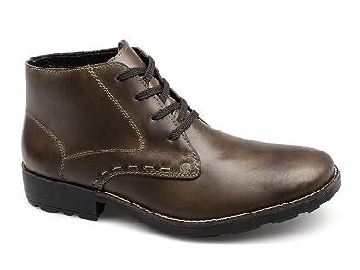 Rieker Antistress , Chukka boots homme Marron marron