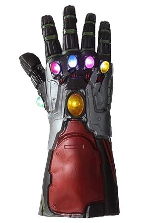 The Avengers Vengadores Endgame Iron Hombre Guantes Neuheit ...