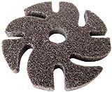 JoolTool 3M Scotch-Brite Unitized Abrasive Disc, Non Woven Web Backing, Aluminum oxide, 6A Medium Grade, 3'' Diameter