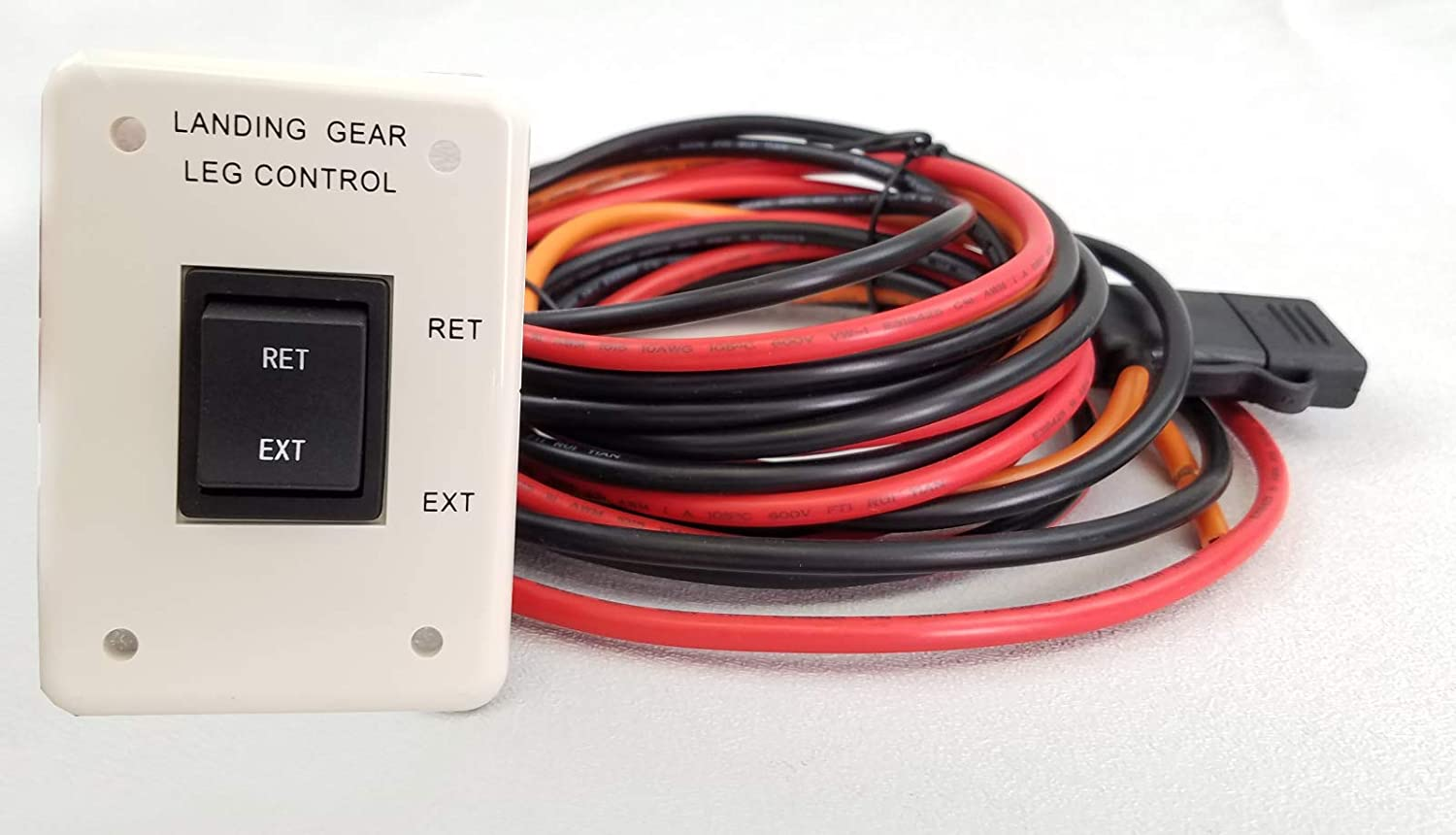 Amazon.com: New RV 5th Wheel Landing Gear Wire Harness w/Switch: Computers  & Accessories