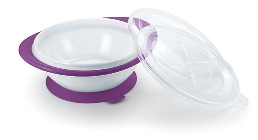 4 opinioni per NUK 10255199- Tazza easy-learning per bambini da 6 mesi, con piatto aspiratore e
