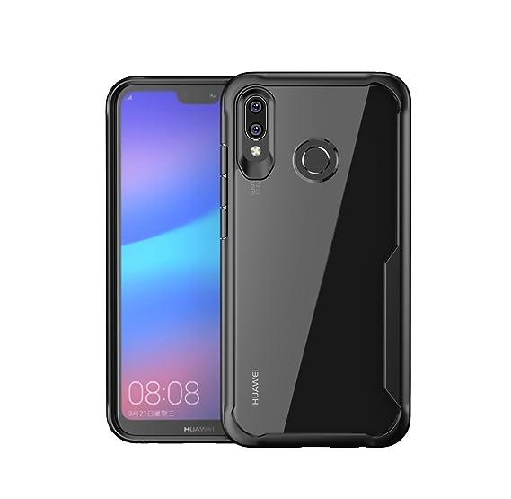 promo code 42ffb d8361 Amazon.com: Huawei Nova 3i Case, Lifeepro [Anti Slip] [Shock ...