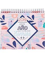 Amazon.es: Agendas y calendarios: Oficina y papelería