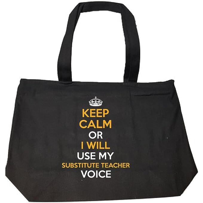 Amazon.com: Keep Calm o I se uso My sustituto de la voz ...
