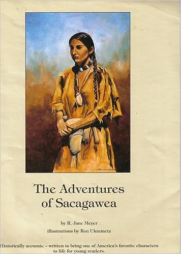 sacagawea clothing