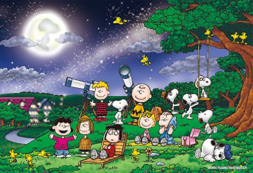 Under the Full Moon 300 (Snoopy Puzzle)