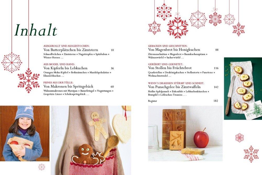 Zitronenschnitten Weihnachtsgebäck.Backbuch Plätzchenglück Verführerische Rezepte Für Das Schönste