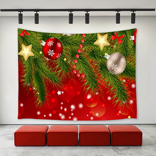 Used, LBKT Christmas Day Tapestry Wall hanging Custom Xmas for sale  Delivered anywhere in USA