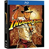 Indiana Jones: The Complete Adventures (Raiders of the Lost Ark / Temple of Doom / Last Crusade / Kingdom of the Crystal Skul