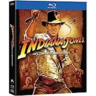 Indiana Jones: The Complete Adventures (Raiders of the Lost Ark / Temple of Doom / Last Crusade / Kingdom of the Crystal Skull)