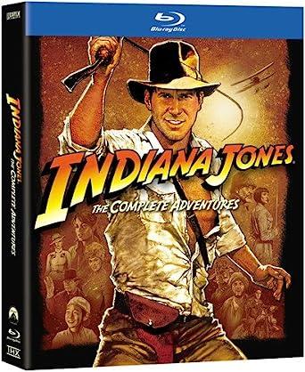 1b52c718d1e Indiana Jones: The Complete Adventures (Raiders of the Lost Ark / Temple of  Doom