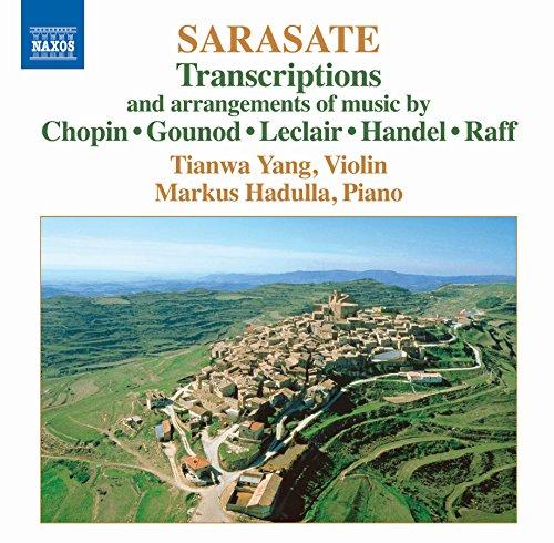 - Sarasate: Transcriptions