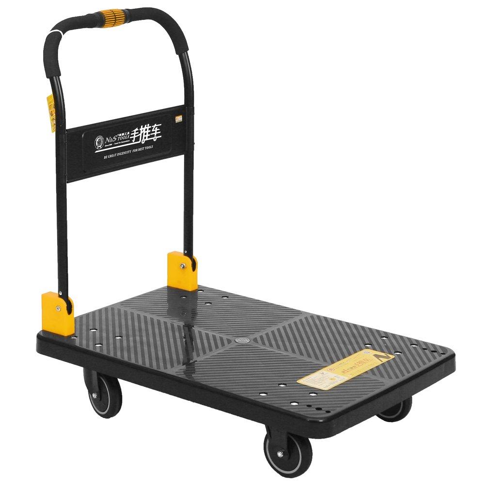 Plattformwagen Klappbar - N&S Plattformwagen Heavy Duty