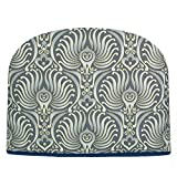 Blue Moon Royal Fans Tea Cozy Double Insulated Tea Cozy, Blue Moon Tea Cozy