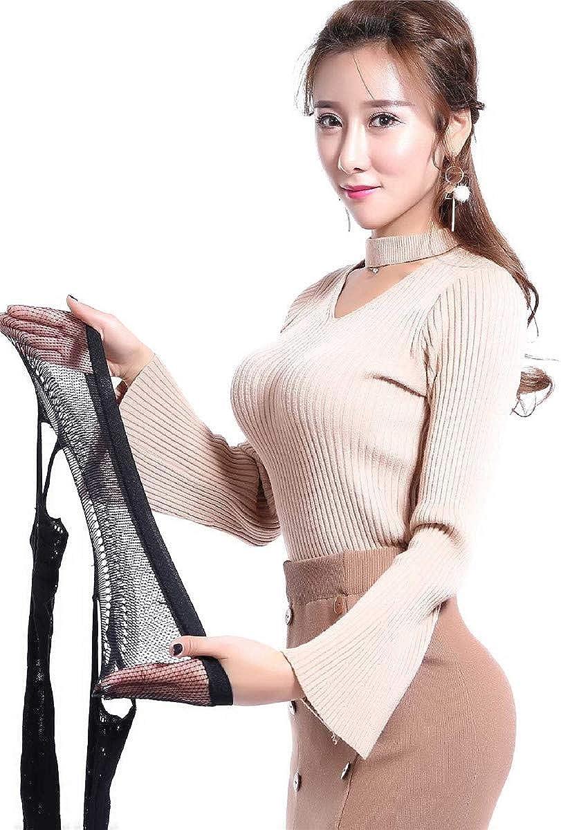 Garter Belt Suspender JT HOT Black Womens Top Lace Thigh-Highs Stockings Socks