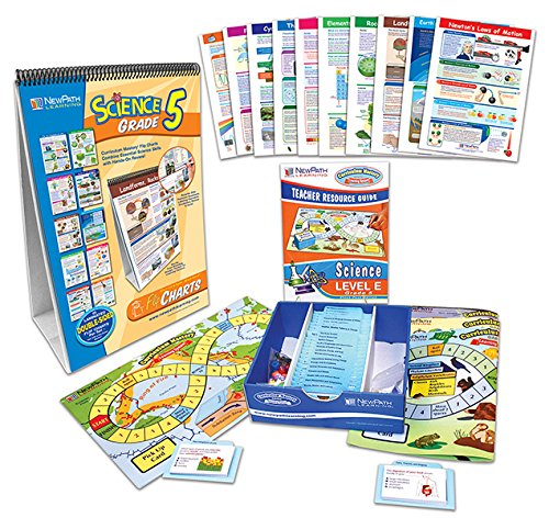 NewPath Learning 24-5171 Science Curriculum Learning Module, Grade: 5 to 5 by New Path Learning