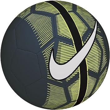 violación Coro empujar  Amazon.com : Nike Mercurial Fade Ball [Volt] : Sports & Outdoors