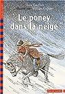 Le poney dans la neige par Gardam