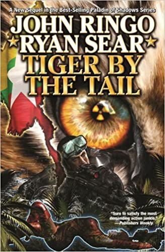 Amazon Tiger By The Tail Paladin Of Shadows 9781476736150