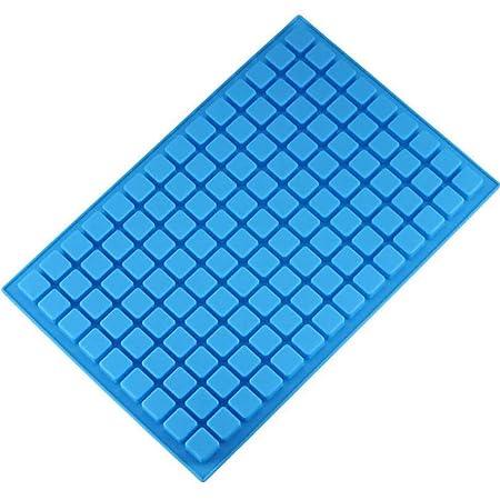 Compra Fcloud Ice Cube 126 - Molde de Silicona para Tartas, diseño ...