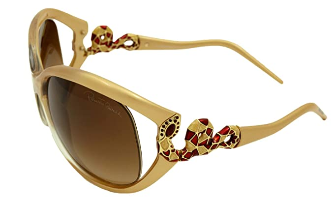 Amazon.com: Roberto Cavalli Sunglasses RC 380 K63 Acetate ...