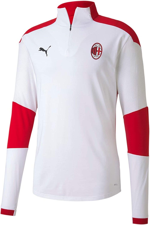 Abbigliamento Sportivo AC Milan Football Addestramento Camicia da ...