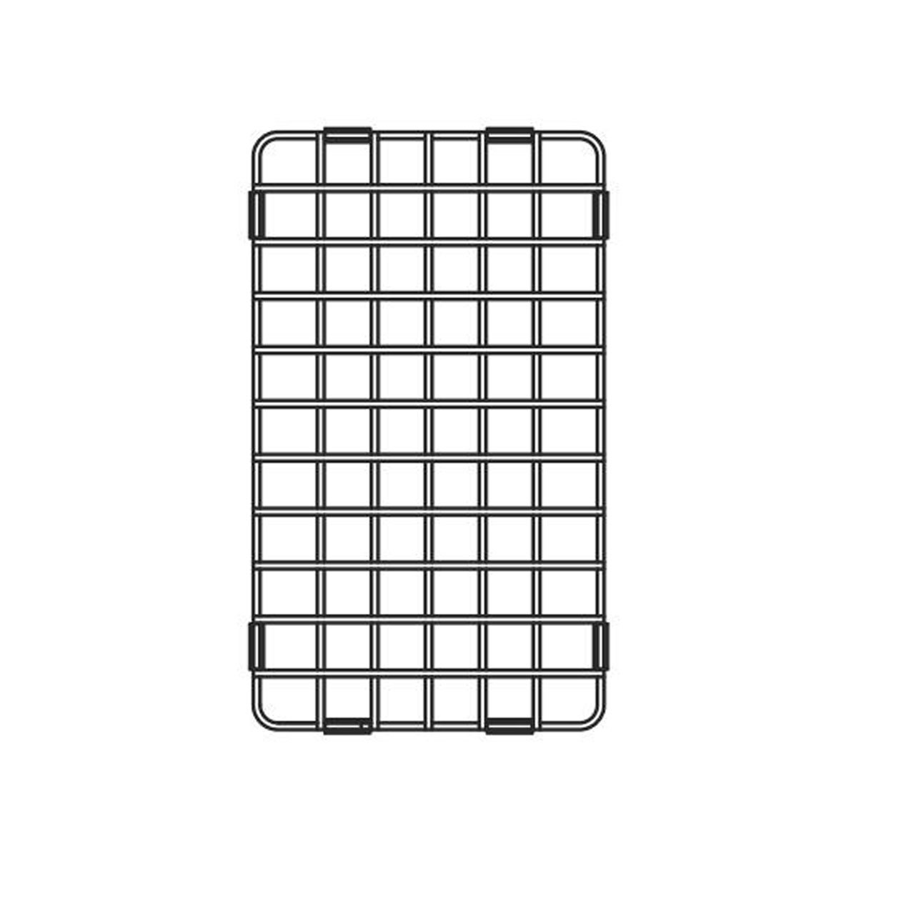 Franke CE19-31S  Centinox Kitchen Sink Bottom Grid by Franke