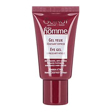 Tres Homme Contour Yeux 20ml/0.7oz Simple Kind to Skin Facial Scrub Smoothing 5 oz, Twin Pack