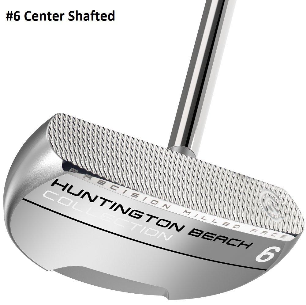 Cleveland Golf- Huntington Beach Putter Model 6 34'' CG Oversize [Center Shaft]
