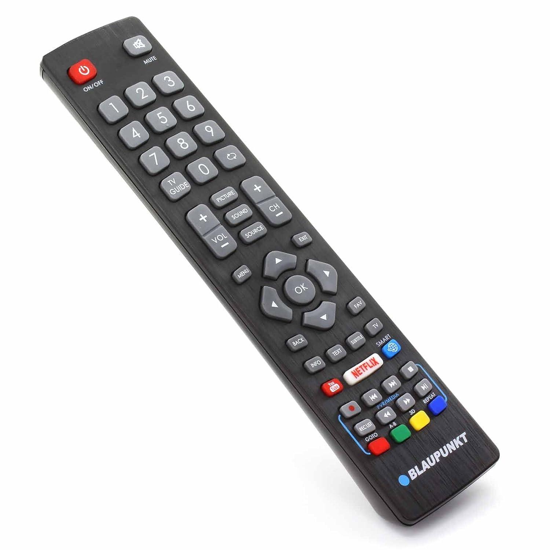 Control Remoto para Blaupunkt BLF/RMC/0008 LED Full HD 3D Smart TV ...