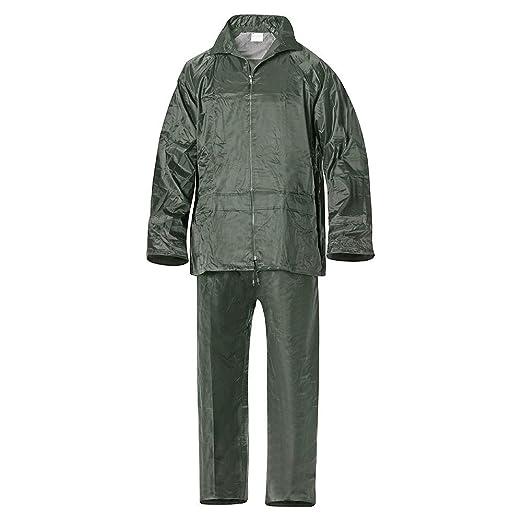 Wolfpack 15010027 Traje Agua Verde Nylon Talla 8-XL