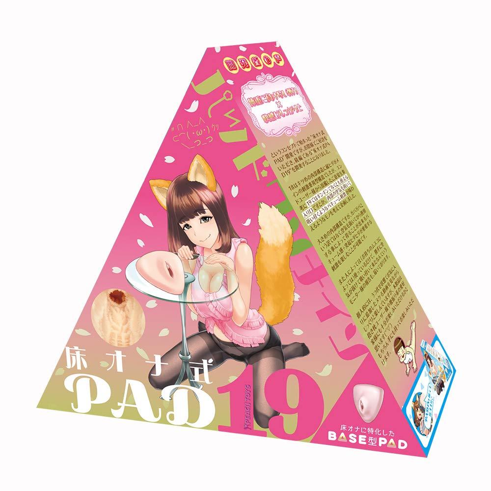 日本PEACH TOYS 床穴式名器 PAD19