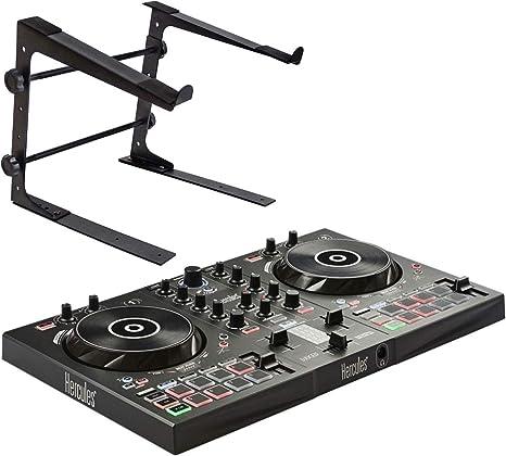 Hercules DJControl Inpulse 300 - Mesa de mezclas para DJ (2 ...