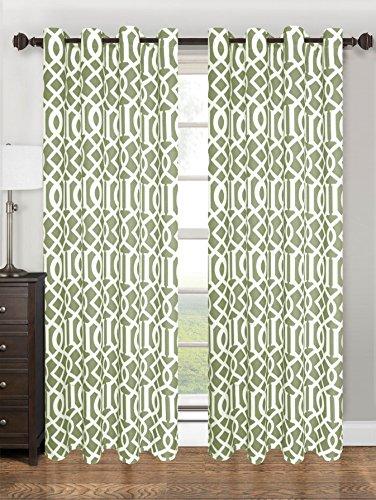 (Kashi Home Tori Collection Window Treatment/Curtain/Panel 55