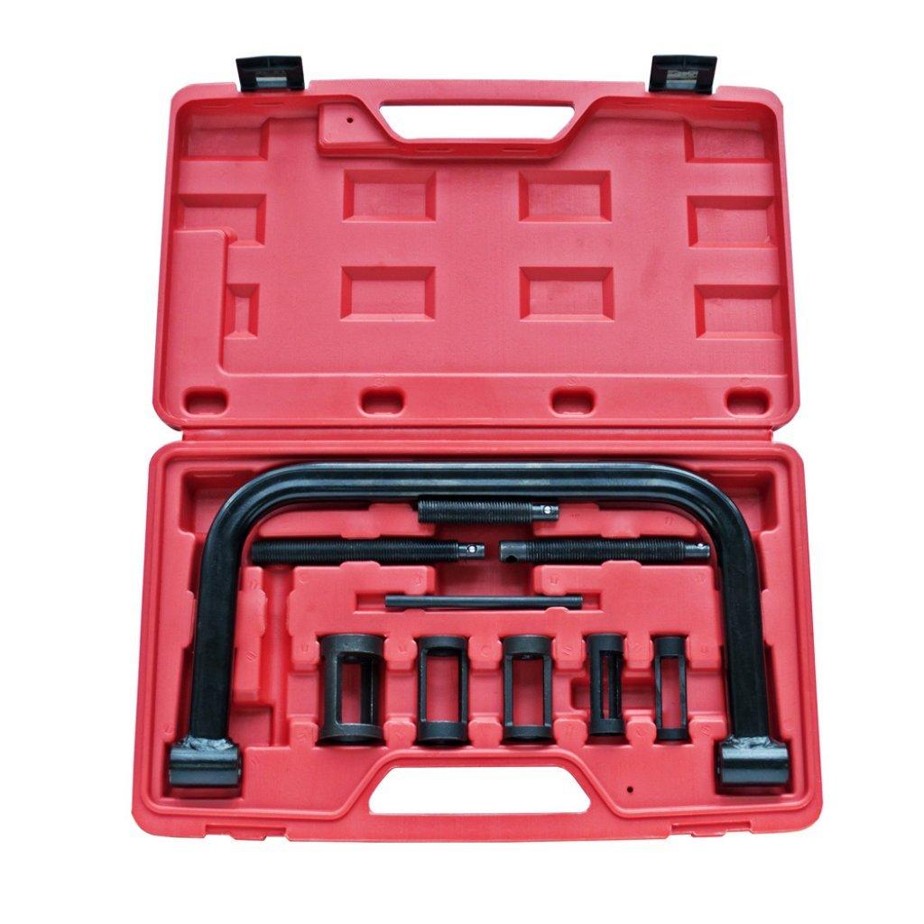 Anself 10 Piece Valve Clamps Spring Compressor Tool