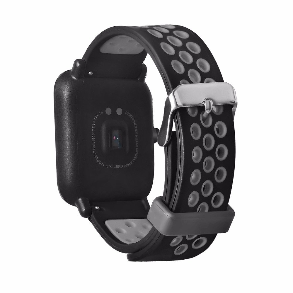 Amazon.com: Tabcover for Xiaomi Amazfit bands,20mm Soft ...
